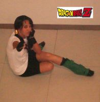 blurry Videl by ArGe