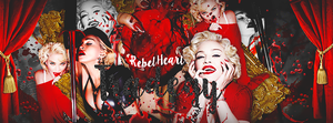 ++RebelHeart by OhMyFuckingArt