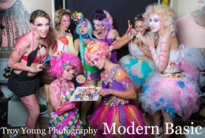 CandyLand Modern Basic Competition by jokersdraw