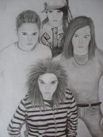 Tokio Hotel 1 by for3veryours