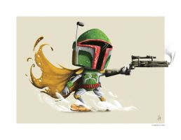 Mr. Bobba Fett. by Fitografito