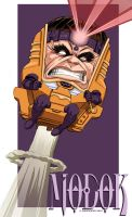 Modok by MechaBennett
