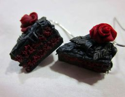 CHOCOLATY DEATH RED CAKE by carmendee