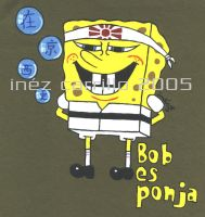 sponge bob square pants by akiminina