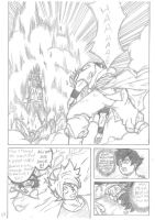 saiyan Invasion p07 by burNiNgFro