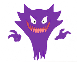 Haunter by OneOfLifesMysteries