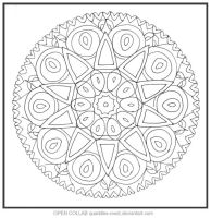 Look Mandala OPEN COLLAB by Quaddles-Roost