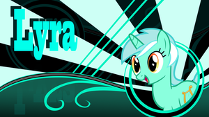 Just another Lyra wallpaper by rhubarb-leaf
