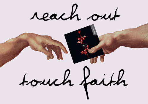Reach Out, Touch Faith by ThisNameIsPwoper