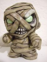 Classic Monster Munny: Mummy by BananaFairy59