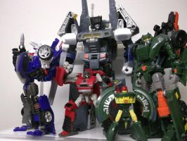 AUTOBOT RECRUITS READY FOR ACTION! by forever-at-peace