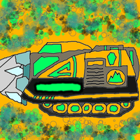 Courage Machine #3: Cragster Rhino by conlimic000