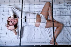 Candi B. Caged 5 by Deathrockstock