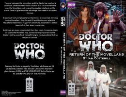 Doctor Who: Return Of The Movellans by Cotterill23