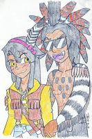 When Tribes Collide by The-Great-Stash