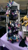 ShutoCon 2015 - All those bats by BeeZee-Art