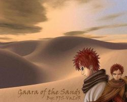 Gaara Background? -old- by AuxilliaryElement