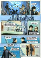 Stargate Atlantis comic, pg9 by astridv