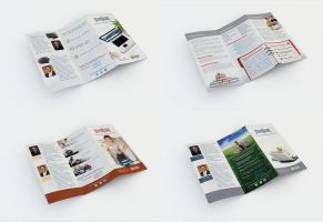Snaryajenie brochure by Siteograph
