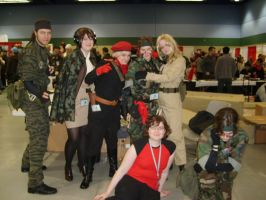 We Are Metal Gear by Jagarnot