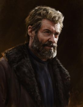 Logan fanart by Thuberchs