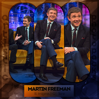 Martin Freeman #02 by SomeoneInTheForest