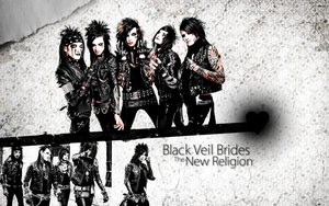 Black Veil Brides - New Religion by Crimson-Truth