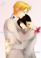 +APH+ Dedicate to my love by Albablue