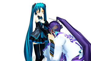 Vocaloid pairings - 3 by maydayfireball