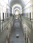 EasternState Penitentiary Hall by bluebell12