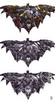 Batposter Process by davidhueso