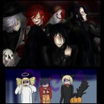 ::CONTEST ENTRY Happy halloween!:: by StarsInTheDarkness