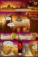 NATION Page 1 by Mister-Kent