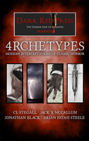 4RCHETYPE book cover by antius777