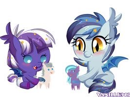 Little batties by vanille913