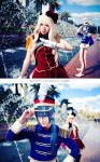 Macross Frontier: You and I both by darcywilliam