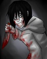 Jeff The Killer by HikariNOSora