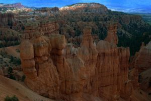 Bryce  Canyon  Afternoon by CitizenFresh