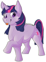 Twilight. Sparkle. by Chrizka