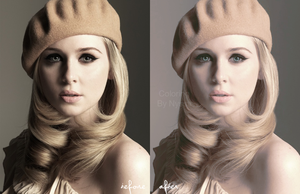 Diana Vickers Coloring by Nyssa-89