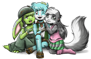 ++Best Friends Forever++ by Sweetochii