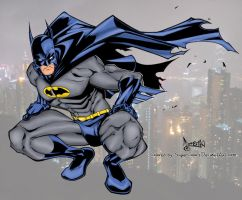 Batman by NeMa by SuperColors