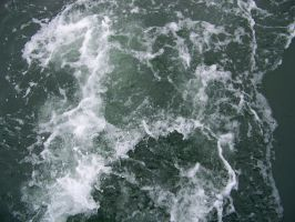 Churning Water 4 by WKJ-Stock