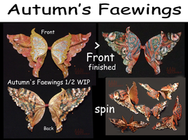 Autumn's Faewings by hawthorne-cat