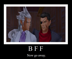 Xehanort and Braig- BFF by TwilightKeyblade928
