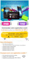 Newsletter Majjane applications mobile by AbdelhakBoukili