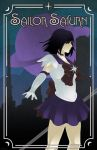 Art Deco Sailor Saturn by Ranefea