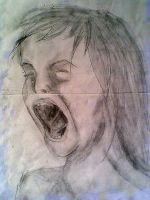 .:The Screaming Child:. by RubyReminiscence