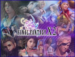 FFX 2 by LoveLoki