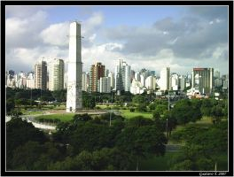 Sao Paulo View by DragonTrew